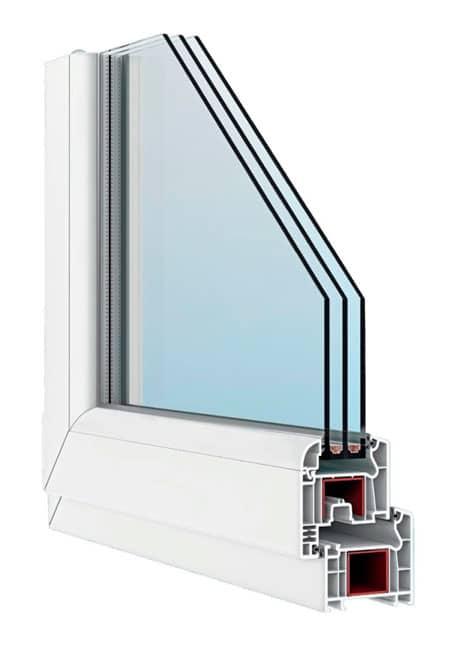 Окна Forte 70